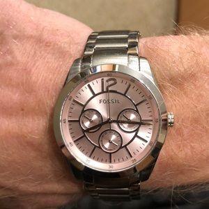 Women or men's fossil watch